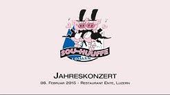 Jahreskonzert 2015 @ Restaurant Ente, Luzern (06-02-15)