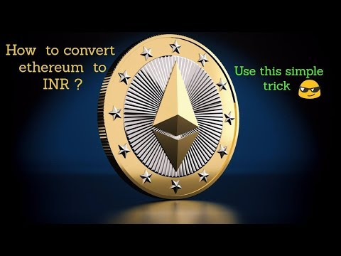 How to Exchange your ETH to BTC and then sell your BTC to INR.(Hindi)