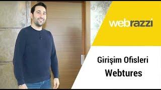 Girişim Ofisleri Webtures'ta