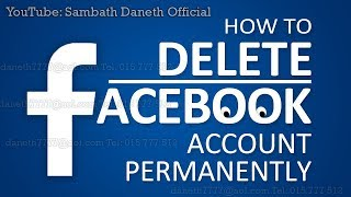 How Delete Account Facebook Permanently Without Waiting 14day