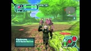Phantasy Star Online I & 2 (Gamecube) Online Test 2012