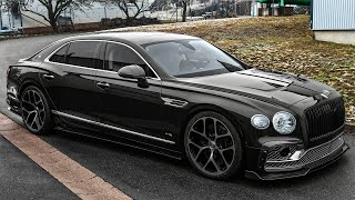 2021 Bentley Flying Spur W12 - Angry Super Sedan from MANSORY!