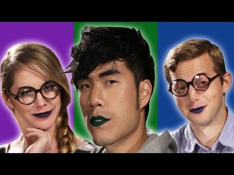Fans Try Harry Potter Lipsticks