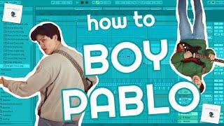 How to Sound Like BOY PABLO | Ableton Live BEDROOM POP Tutorial