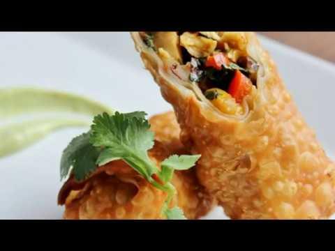 Recipe: Southwestern Egg Rolls