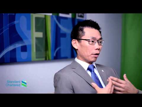 Danny's World   Wealth Management - Standard Chartered