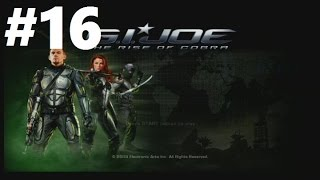 G.I.Joe Mission 16:Cobra Island Full game Walktrought Gameplay XBOX 360 PS 3 PC
