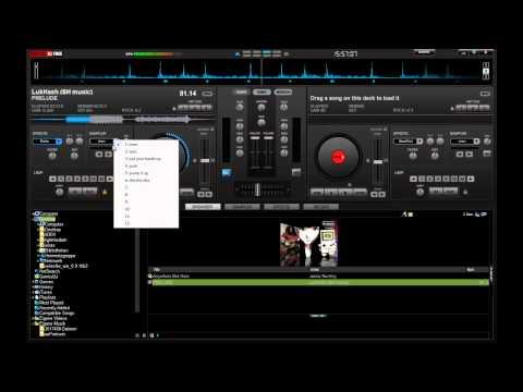 Virtual DJ Home (DJ-Programm) [PROGRAMMTUTORIAL!!!]