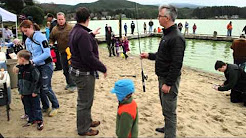 Devils Lake Family Fishing Event-Lincoln City. Oregon