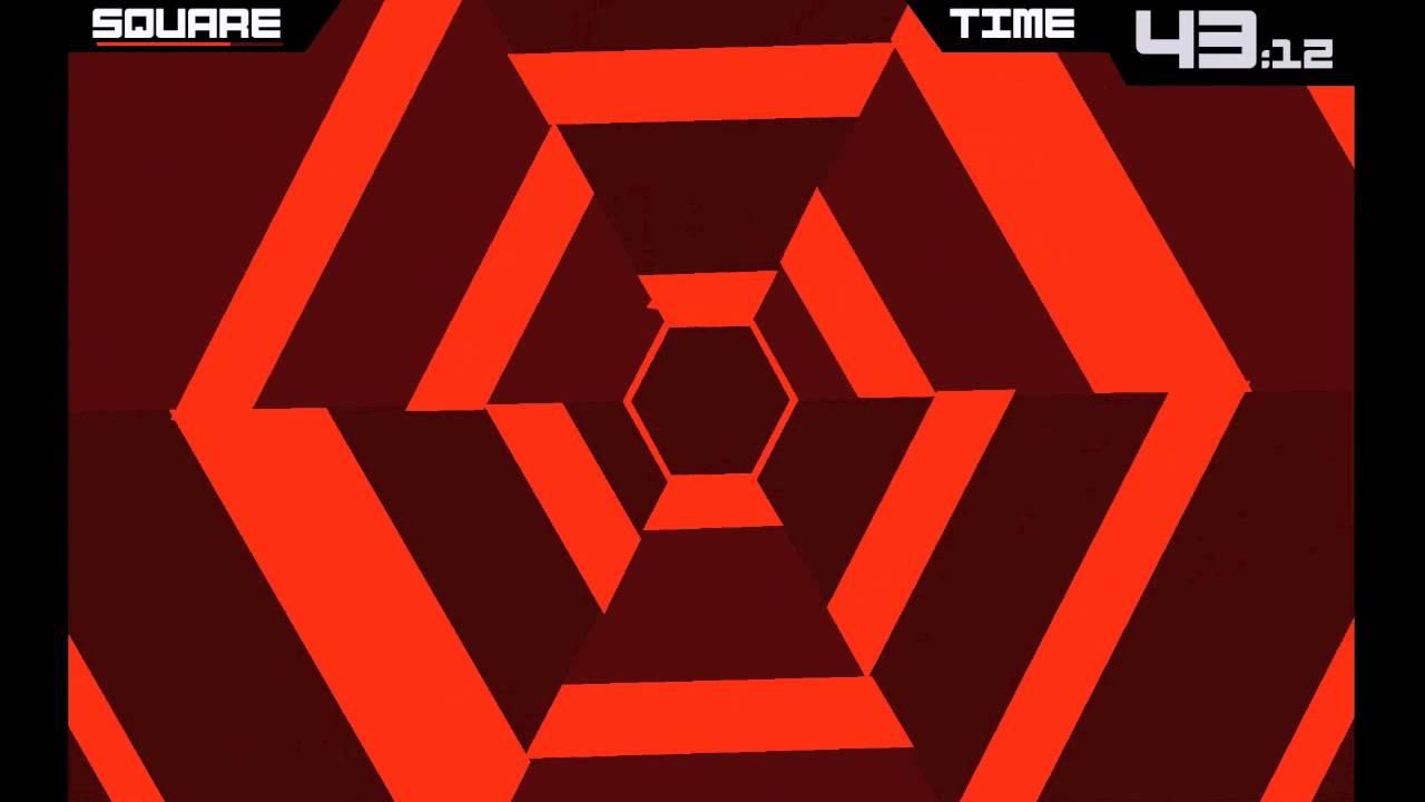 hexagon terry cavanagh games - 1280×720
