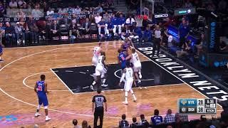 New York Knicks vs Brooklyn Nets   Full Game Highlights   October 8, 2017   NBA Preseason