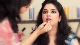 How To Apply Make-up Tutorial: Smokey Eye Makeup for Indian Eyes Thumbnail