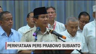 Prabowo Komentari Pemanggilan Bachtiar Nasir & Pernyataan Rasis Hendropriyono