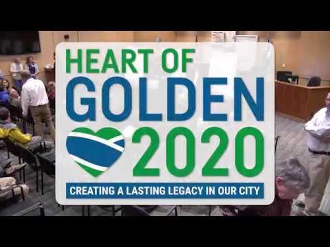 Heart of Golden: First Refining Workshop Presentation