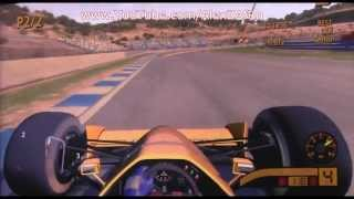 F1 2013 Game - Lotus 100T Jerez Gameplay (Exclusive)