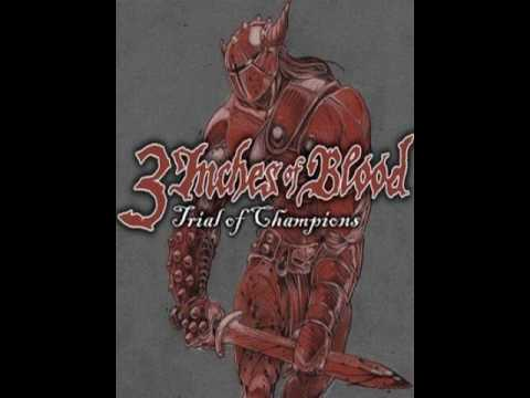 3 Inches of Blood - In the Time of Job When Mammon Was a Yippie (Lucifer's Friend cover)