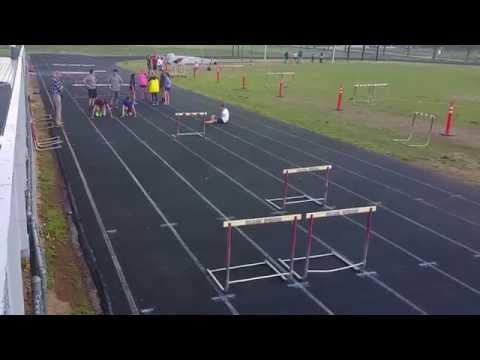 "Ryke Beever 6'-0"" 145lbs, 2017 Class, 110m Hurdles, Siloam Springs High School"