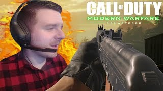 """Arron Cooper Presents ""Demise Epic Camo!"" - AK74U Gameplay (COD: Modern Warfare Remastered)"