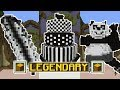 ONLY BLACK, WHITE, & GRAY CHALLENGE! (Minecraft Build Battle)