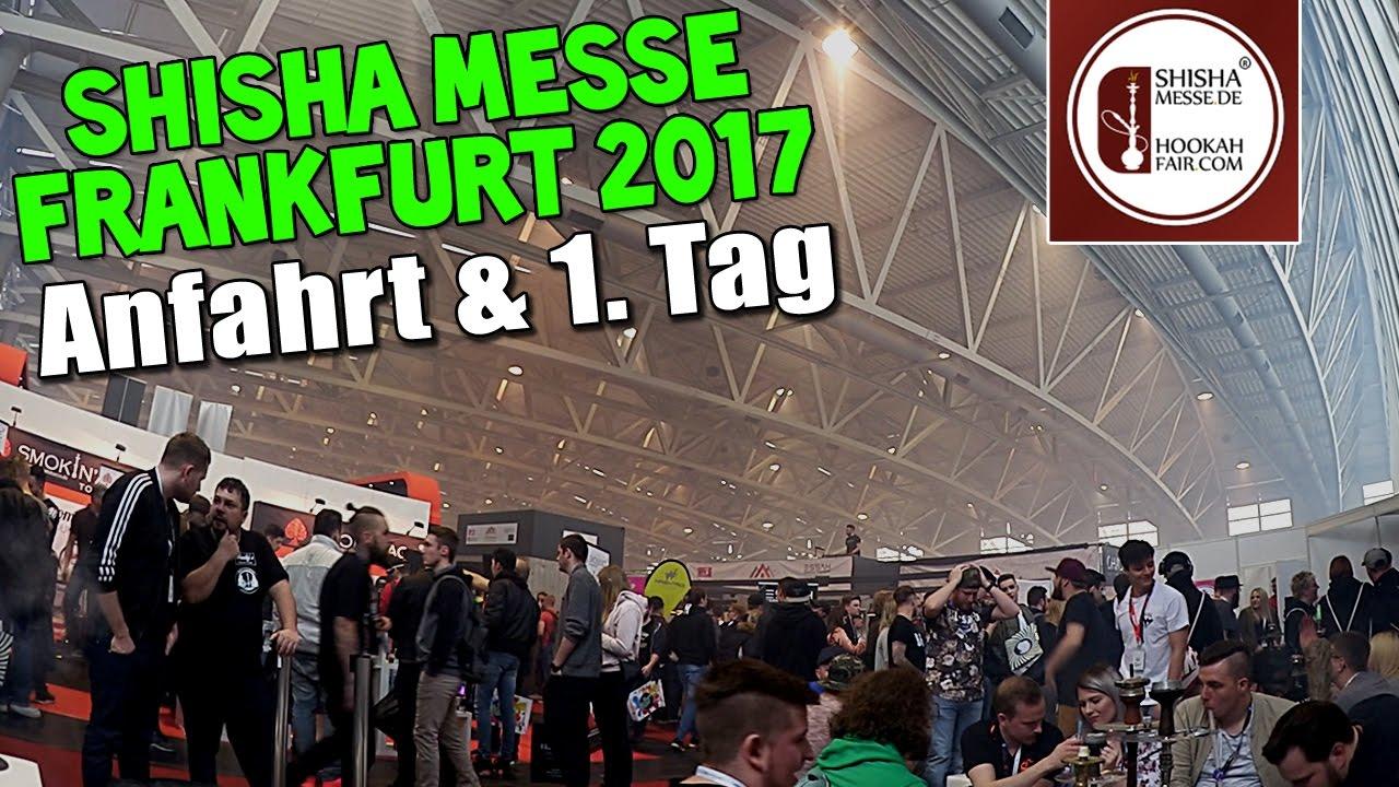 Shisha Messe Frankfurt Tickets