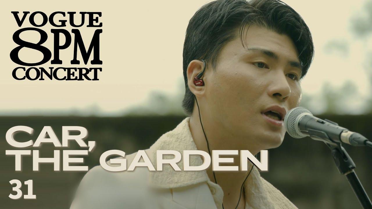☔️비 오는 날 추천하는 카더가든의 띵곡 '31' 라이브 [8PM CONCERT] with Car, the garden