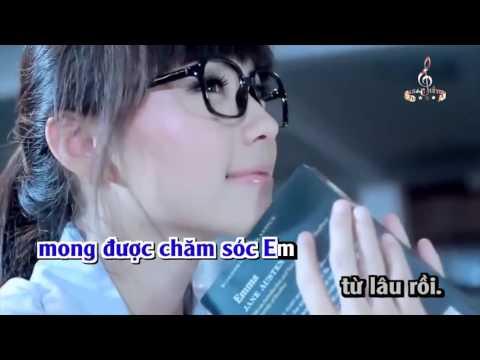 [Karaoke FHD] Đừng Yêu Ai Em Nhé - Cao Nam Thành Full Beat