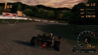 Gran Turismo 3 - F687/S (Rally) PS2 Gameplay HD