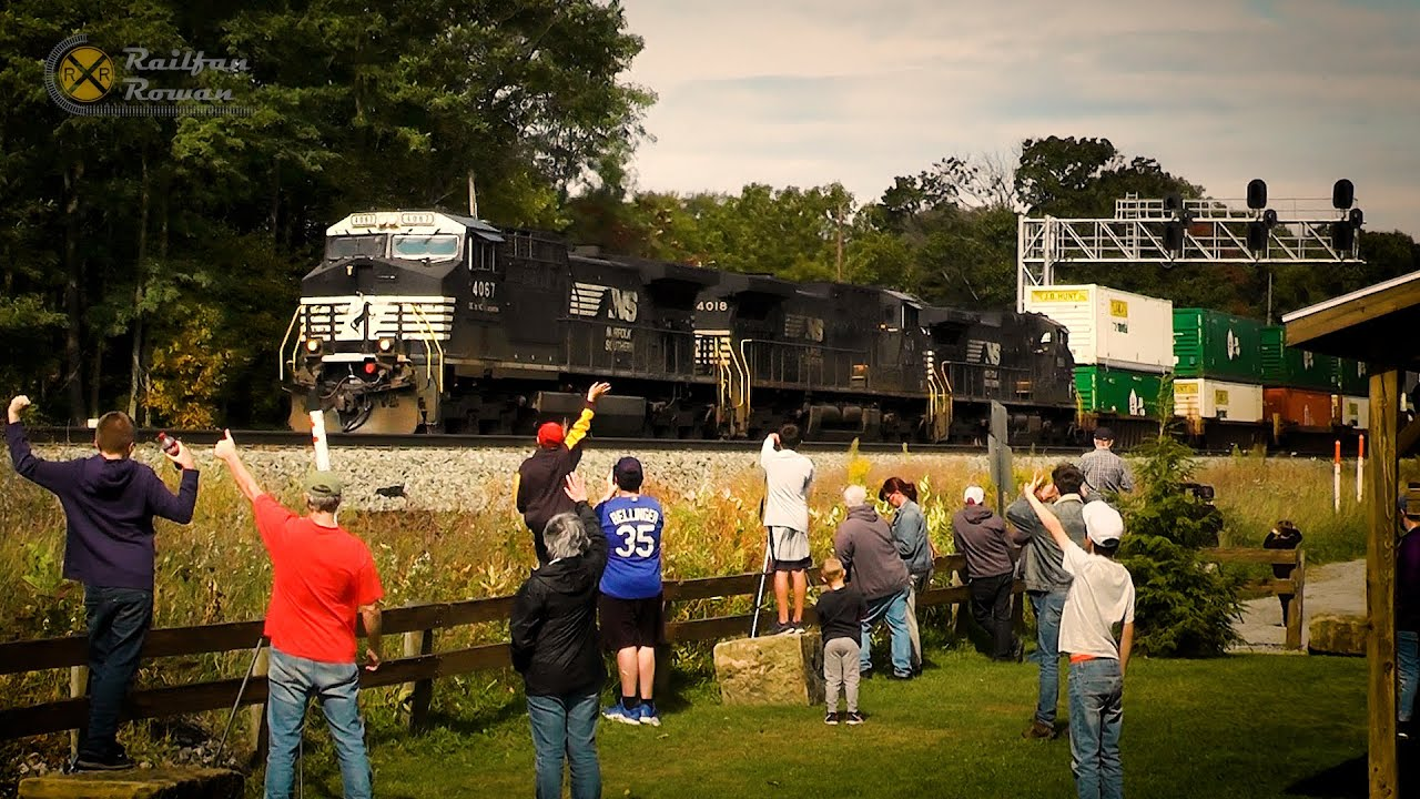 The Railfan Rally at Cresson Pennsylvania