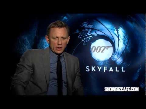 Jack Rico interviews James Bond (Daniel Craig) *HD