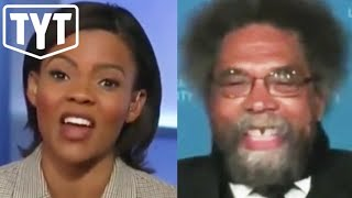 Candace Owens' Stupidity Leaves Cornel West Speechless