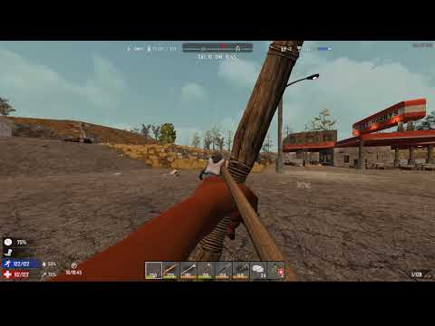 7 Days to Die: Alpha 16.4   4K   Game Play #14 Being Neighborly