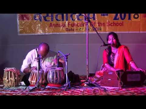 Vasantotsav2018. BAL BHARATI PUBLIC SCHOOL