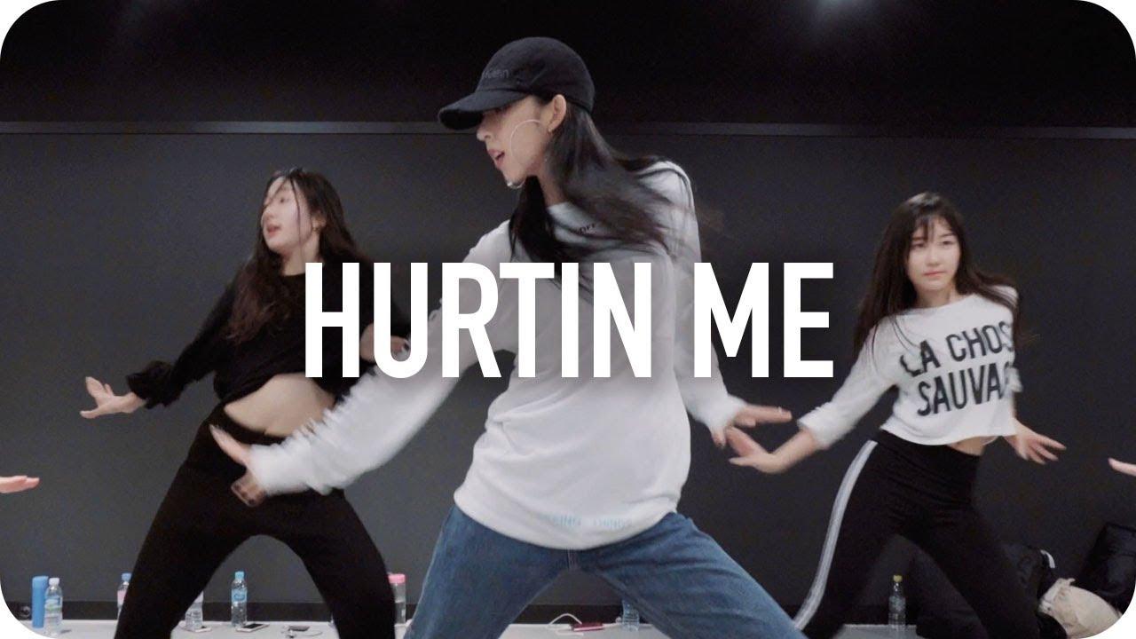 Hurtin' Me - Stefflon Don, French Montana / Beginner's Class