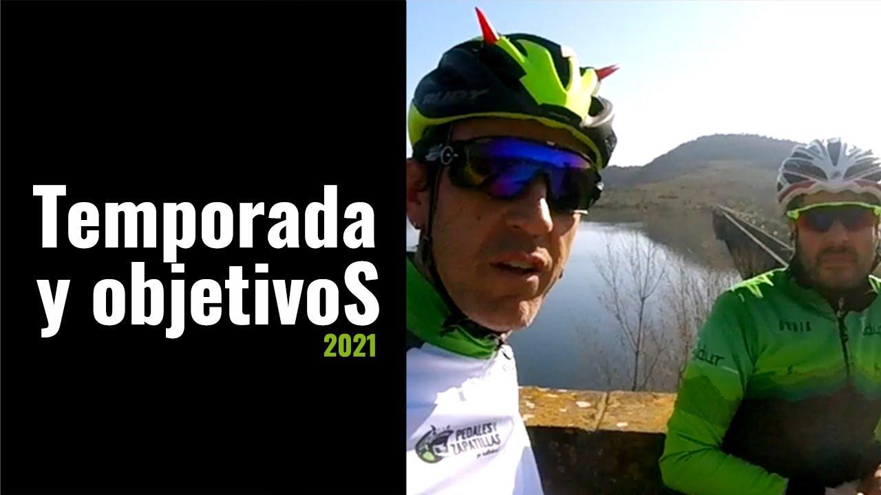 🚴 Temporada Ciclista 2021: Retos y Objetivos 🚵🏿