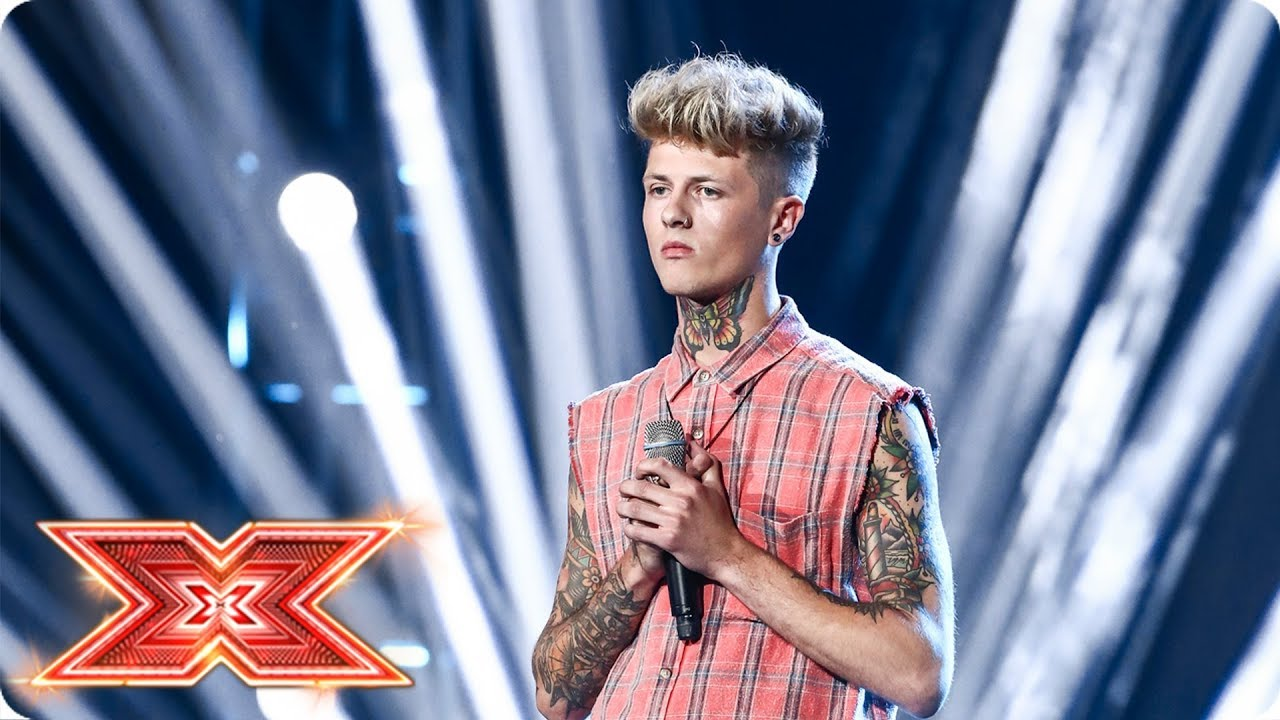 Can Gregor Coleman get his hands on Louis' final chair?   Six Chair Challenge   The X Factor 2017 #1