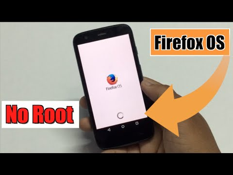Firefox OS on Android No Root.!