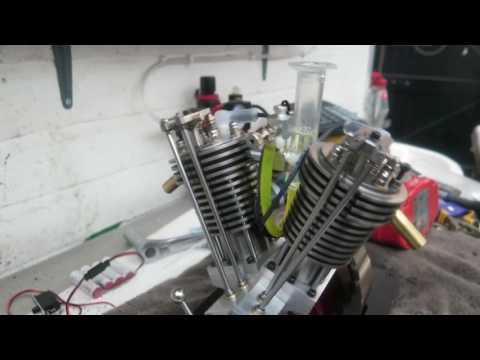 Hoglet based engine 2nd run