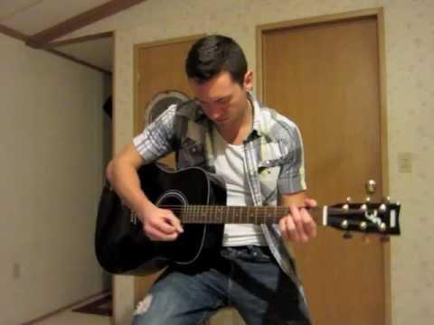 Jake Owen - Alone With You (cover) w/ tabs & lyrics