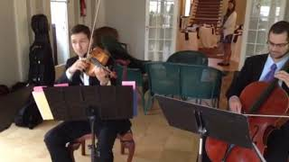 Pachelbel  Canon in D String Trio