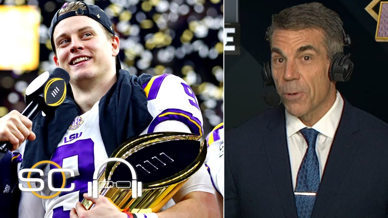 'LSU backed up their swagger' by winning the 2020 National Championship - Chris Fowler | SC with SVP