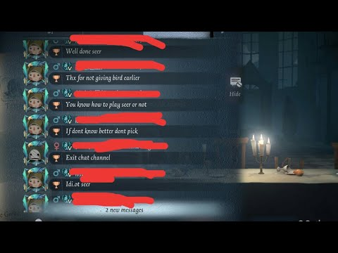 Don't blame your team, Hunter rank match | IDENTITY V