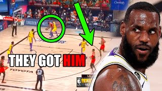 Why The Rockets Are LOSING To The Lakers In The NBA Playoffs (Ft. LeBron, Running, Traps)
