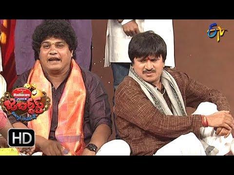 Rocket Raghava Performance   Jabardasth    22nd February  2018    ETV  Telugu