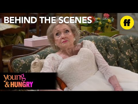 Young & Hungry | Betty White Guest Stars on Young & Hungry | Freeform