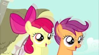 Cutie Mark Crusaders Ravers! Thumbnail