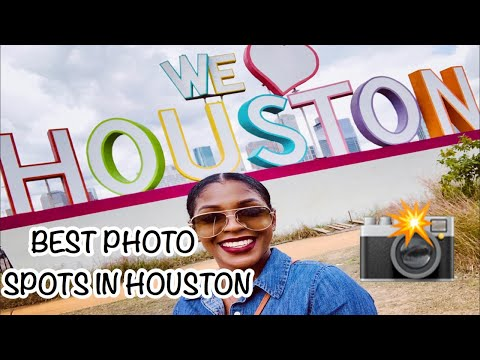 Best Places to Take Pictures in Houston