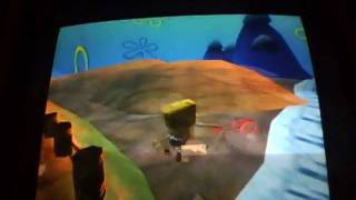 Spongebob BFBB Glitches