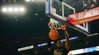 "Cleveland Cavaliers - 2016-2017 NBA Season Intro - "" X Gon"