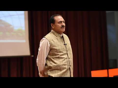 Organic Farming and ICT-Better method of farming for Human Health | P.K. Singh | TEDxJUET