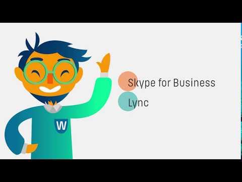 Näin liityt Skype for Business-kokoukseen jos tietokoneellasi on asennettuna Skype for Business